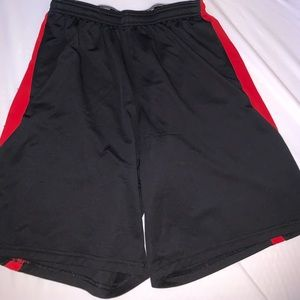 Under Armour basketball shorts, men's or women's
